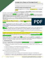 Tema 1 - El Estudio de Los Grupos en Psicologi_a Social