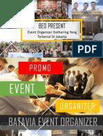 AHLI & BERPENGALAMAN, WA +62 813-2000-8163, Event Organizer Gathering Yang Terkenal Di Jakarta