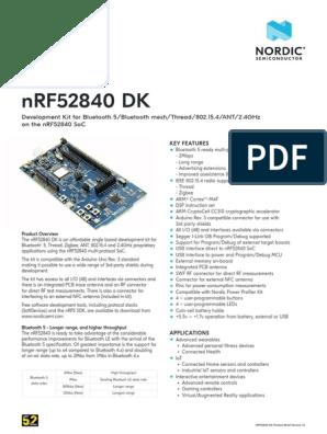 Nordic Nrf52840-Dk Pb | Bluetooth | Computer Networking