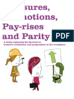 Pressures Promotions Pay Rises and Parity 1 1 DT