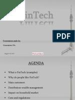 Fintech - Group Presentation (1)