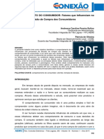 103 COMPORTAMENTO DO CONSUMIDOR Fatores Que Influenciam No Processo de Decisão de Compra Dos Consumidores
