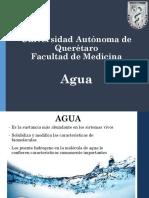 Agua Bioquimica