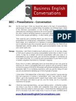 BEC 5 Presentations Text AJ Hoge Business