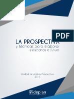 Manual de Prospectiva y Tecnicas de Escenarios