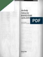 (Bowlby) Formação e Rompimento dos Laços Afetivos (Livro).pdf