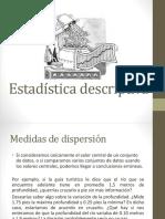 Clase 4 - Medidas de Dispersion