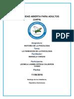 Universidad Abierta Para Adultos Leonela Jasmin