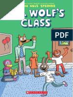 Mr. Wolf's Class (Excerpt)