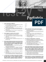 Test Pediatria