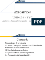 Exposicion Presupuesto Dp