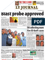 0924 issue of the Daily Journal
