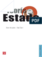 Teoría Del Estado - Hermann Heller