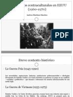 Unidad 8 Movimientos Contraculturales - Andrea Martínez