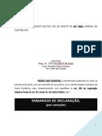 embargos_declaracao_sentenca_omissao_embarguinhos_penal_criminal_fundamentacao_modelo_487_PN158.doc