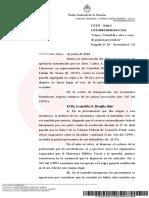 La Cámara Federal confirmó el rechazo al cese de la prisión preventiva de Cristóbal López y Fabián De Sousa
