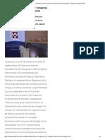 07-12-2016 Inicia en Acapulco el 18° Congreso Internacional de Adicciones.