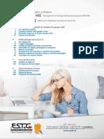 Documentation Et Programme de Formation Du Mastere Europeen MSE