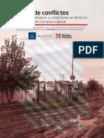 Informe Conflictos Urbanos