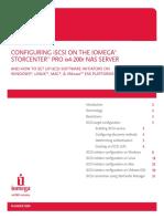 ISCSI Whitepaper for Ix Series