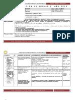 Planificación 3°A semestre 1 2018
