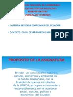 Diapositivas Historia Economica Del Ecuador