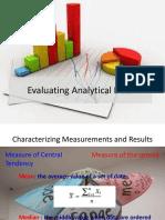 Kimia analitik metode evaluasi data