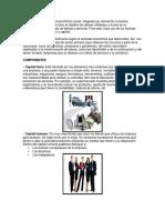 Empresa y Sus Componentes