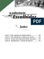 Conf Escolhidos Indice1