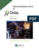 Chile 2018 OECD Economic Sruvey Spanish