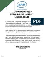 T 5.3-JAR01 Politica QHSE Rev.00.ppt