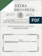Ley General de Transparencia Del Estado