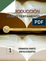 NT Introduccion PPT Jose