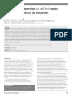 Ok. Flegar2011_The Neural Correlates of Intimate Partner Violence in Women