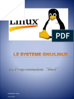 La Programmation ''Shell''