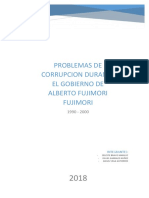 Gp - Alberto Fujimori 1990-2000