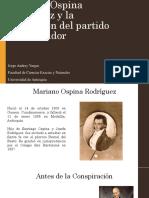 Unidad 5 Mariano Ospina Rodríguez - Jorge Andrey Vargas