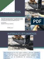 Materiales Bituminosos Definiciones Asfalto de Petroleo Obtencion Tipos de Asfalto Para Pavimentacion