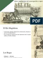Unidad 5 Navegación Por El Magdalena - Diego Botero