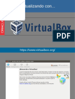 Virtual Box Cent Os 2018