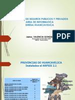 Proceso de Instalacion Cliente-Servidor ARFSIS