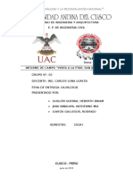 Informe Ptar San Jeronimo