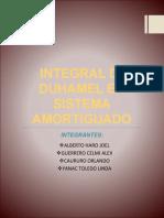 Integral de Duhamel