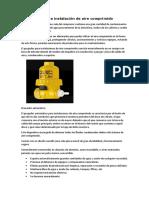 Purgadores para instalación de aire comprimido.docx