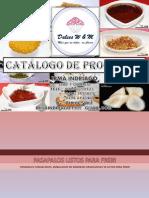 Catalogo Dulceswm Nuevo