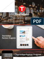 Touristapp Partner Program PDF