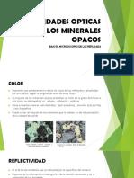 Propiedades Opticas de Los Minerales Opacos