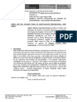 Solicito Aplicación de Acuerdo Reparatorio Alejandro Jamanca
