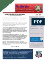 DCPU - CID Newsletter - June 2018