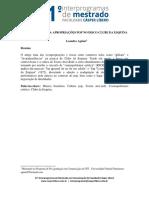 Leandro Aguiar UFF Resumo